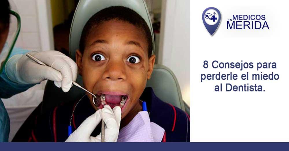 8 consejos para perderle el miedo al dentista