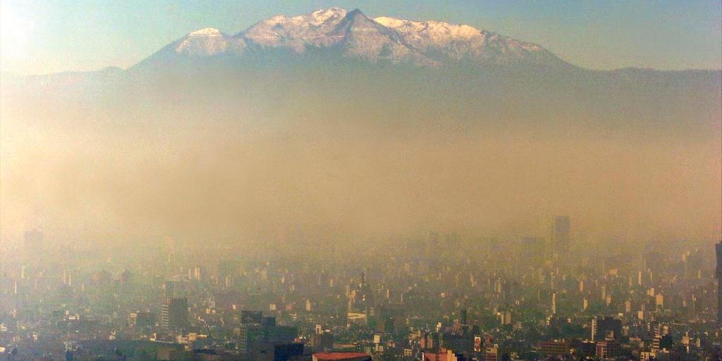 ¿Cuáles son los efectos del smog en tu salud?