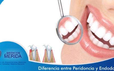 Diferencias entre periodoncia y endodoncia