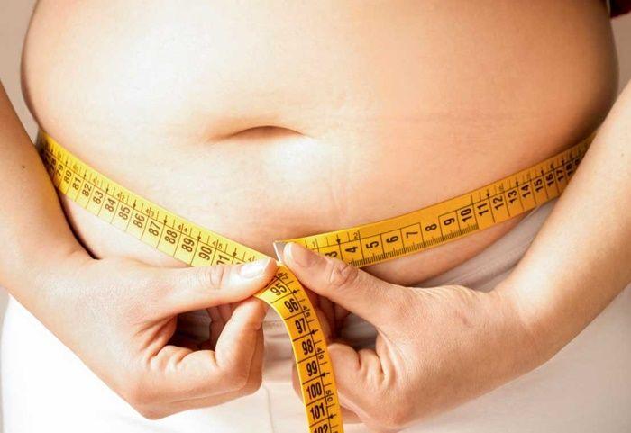 Obesidad causada por tiroides