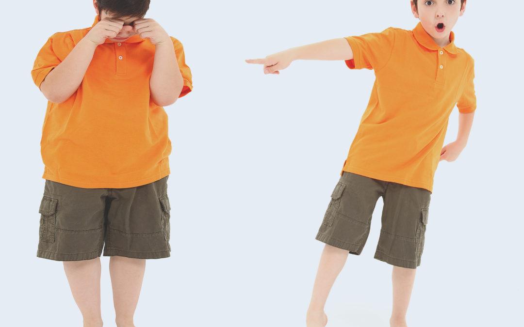 Problemas de obesidad infantil