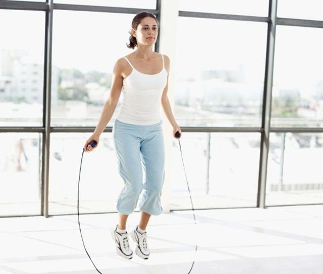 6 razones para saltar cuerda
