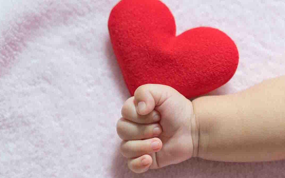 Anomalías cardiacas en niños