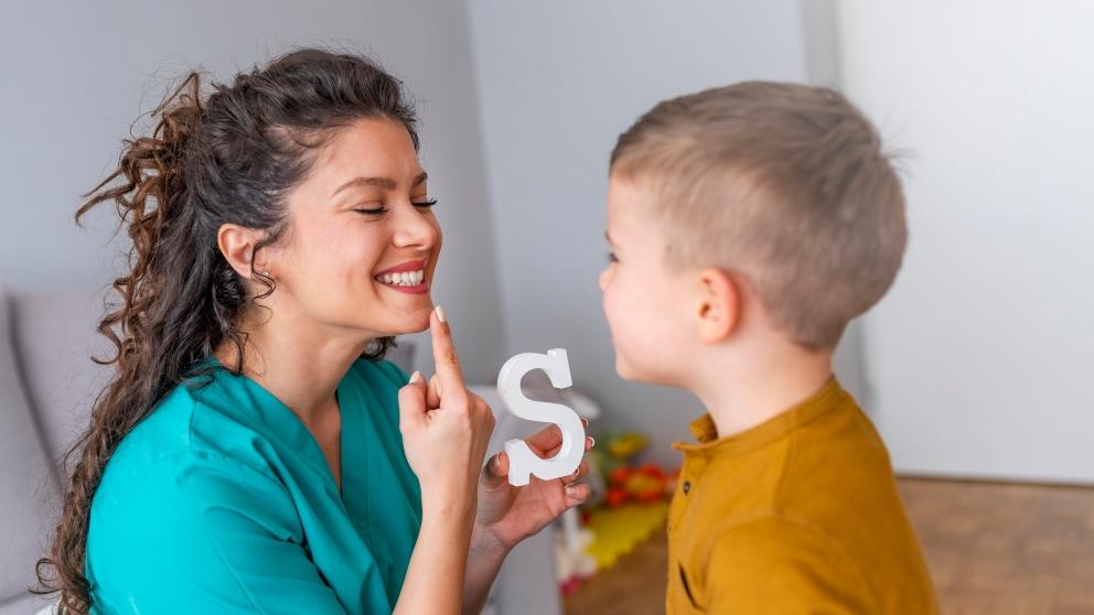 Trastornos del habla en niños