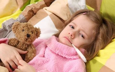 Síntomas de una infección en las vías urinarias en niños: