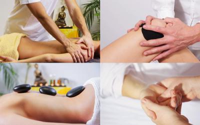 Tipos de masajes:
